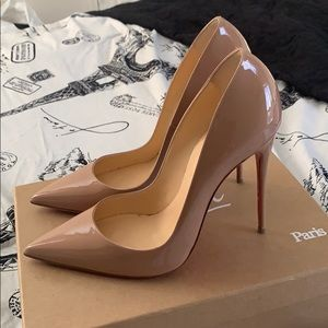 So Kate Nude 120 Patent